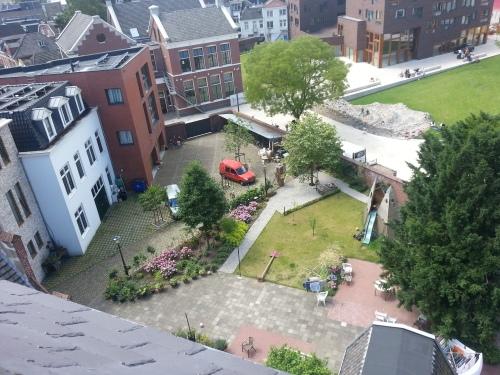 wonne-tuin van boven...